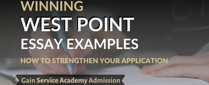 West Point Essay Example Strengthen West Point Application Blog Post Title