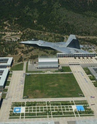 How to Get Into the Air Force Academy Photo of Jet
