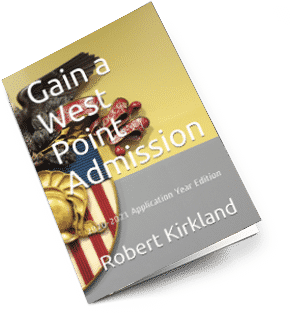 West Point Admissions Book Cover