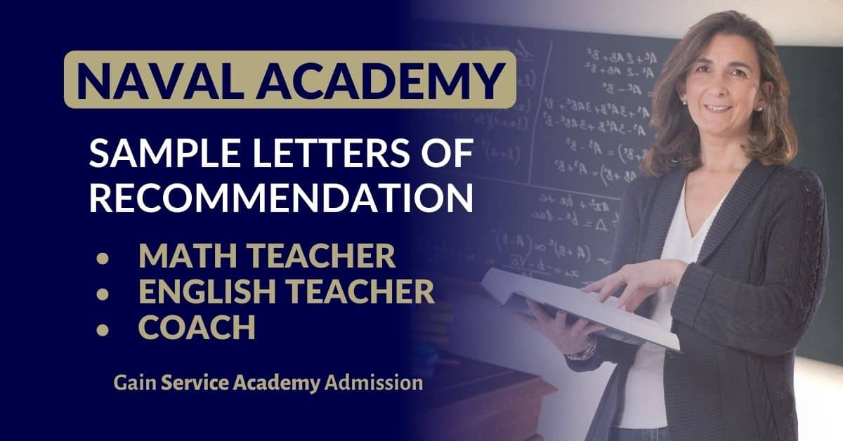 Letter Of Recommendation Service from www.gainserviceacademyadmission.com