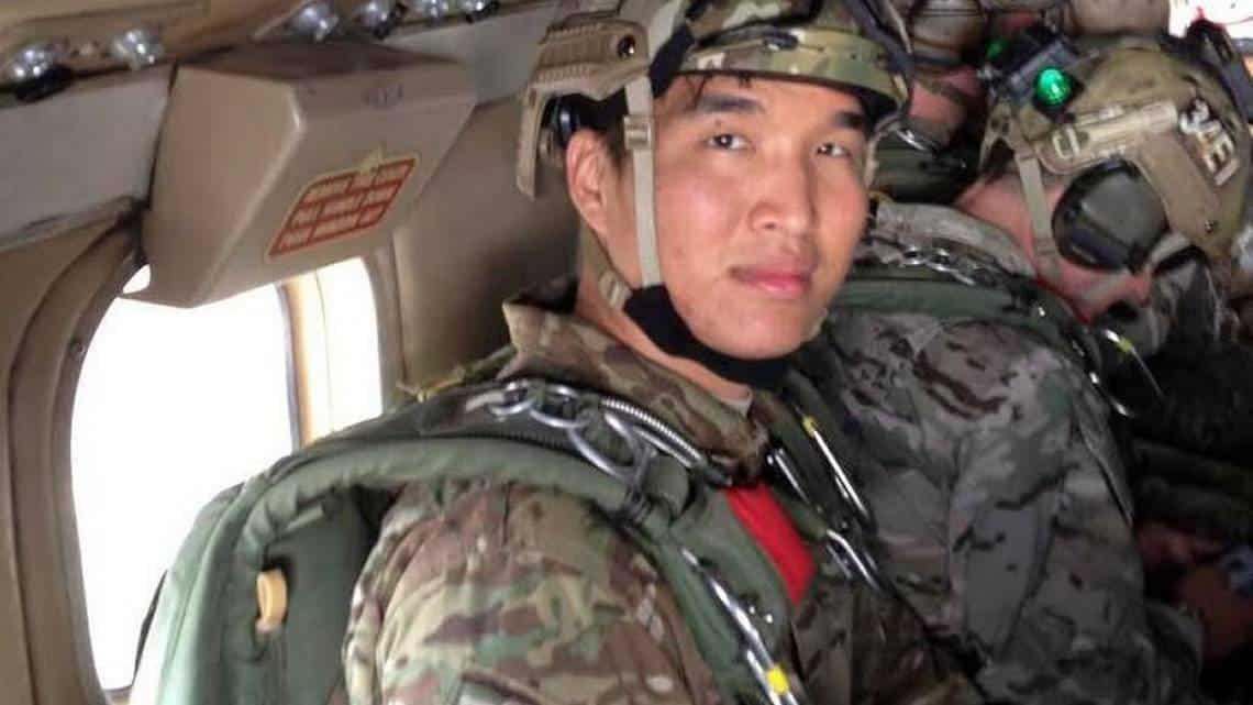 Capt James Ahn Memorial Scholarship Photo